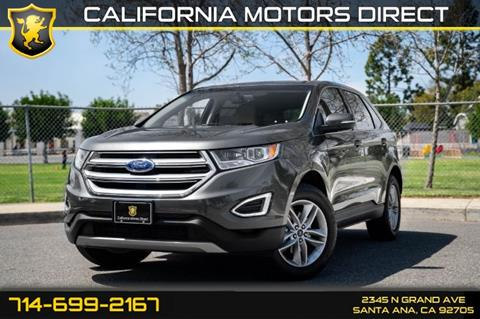 2017 Ford Edge for sale in Santa Ana, CA