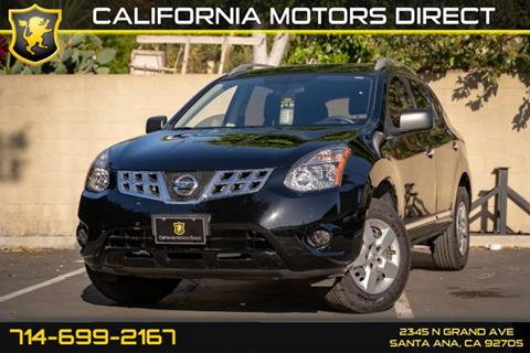 2015 Nissan Rogue Select for sale in Santa Ana, CA
