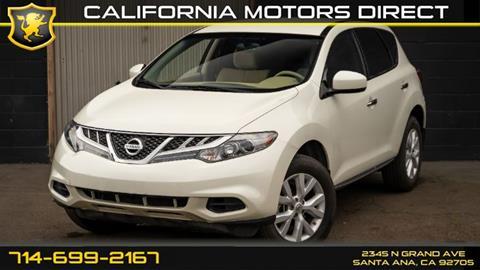 2011 Nissan Murano for sale in Santa Ana, CA