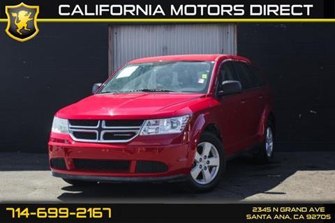 2013 Dodge Journey for sale in Santa Ana, CA