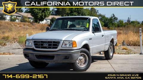 2003 Ford Ranger for sale in Santa Ana, CA