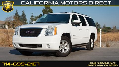 2011 GMC Yukon XL for sale in Santa Ana, CA