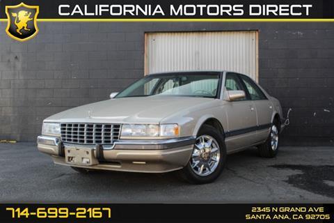 1996 Cadillac Seville for sale in Santa Ana, CA