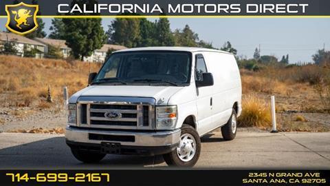2011 Ford E-Series Cargo for sale in Santa Ana, CA