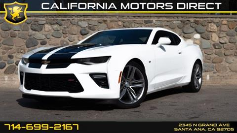 2017 Chevrolet Camaro for sale in Santa Ana, CA