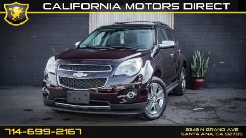 2011 Chevrolet Equinox for sale in Santa Ana, CA