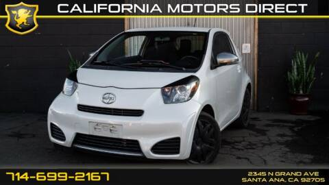 2013 Scion iQ for sale in Santa Ana, CA