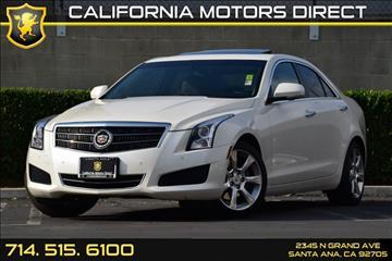 2014 Cadillac ATS for sale in Santa Ana, CA