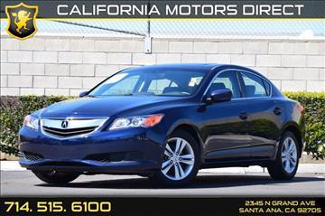 2013 Acura ILX for sale in Santa Ana, CA