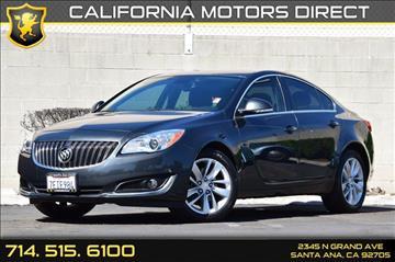 2014 Buick Regal for sale in Santa Ana, CA