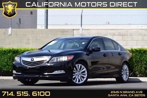 2014 Acura RLX for sale in Santa Ana, CA