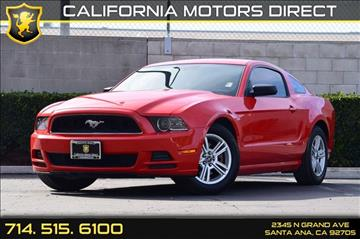 2014 Ford Mustang for sale in Santa Ana, CA