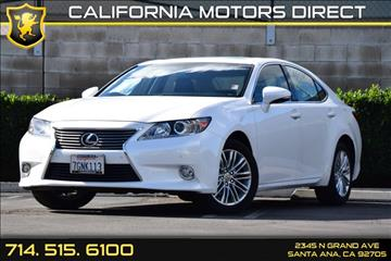2014 Lexus ES 350 for sale in Santa Ana, CA
