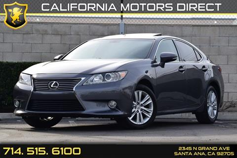 2015 Lexus ES 350 for sale in Santa Ana, CA