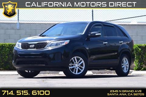 2015 Kia Sorento for sale in Santa Ana, CA