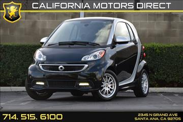 2013 Smart fortwo for sale in Santa Ana, CA