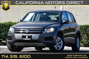 2014 Volkswagen Tiguan for sale in Santa Ana, CA