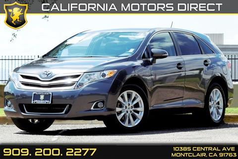 2014 Toyota Venza for sale in Montclair, CA