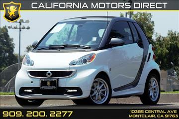 2014 Smart fortwo for sale in Montclair, CA