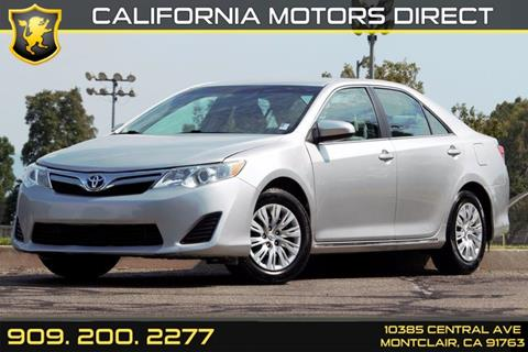 2014 Toyota Camry Hybrid for sale in Montclair, CA