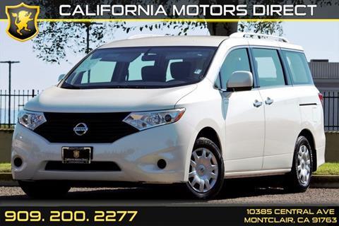 2014 Nissan Quest for sale in Montclair, CA