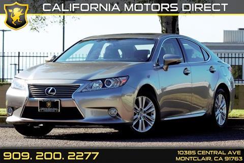 2015 Lexus ES 350 for sale in Montclair, CA