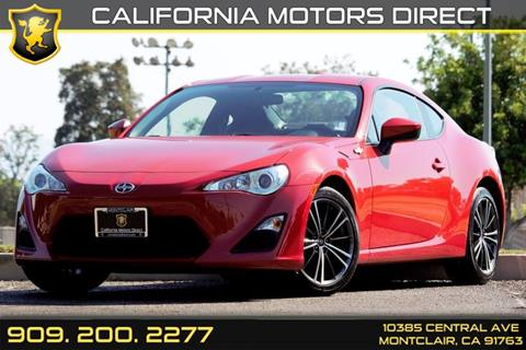 2016 Scion FR-S for sale in Montclair, CA