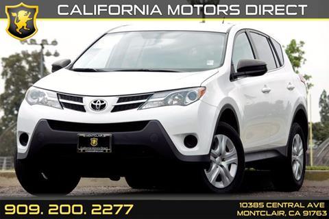2014 Toyota RAV4 for sale in Montclair, CA