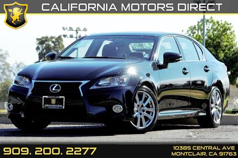 2014 Lexus GS 350 for sale in Montclair, CA