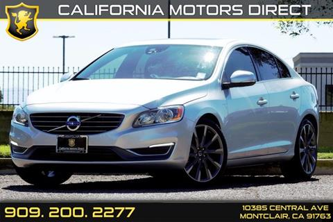 2015 Volvo S60 for sale in Montclair, CA