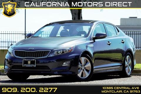 2014 Kia Optima Hybrid for sale in Montclair, CA