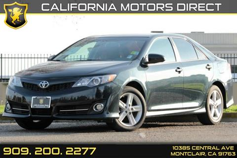 2014 Toyota Camry for sale in Montclair, CA