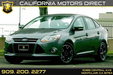 Ford focus for sale in montclair ca for California motors direct montclair