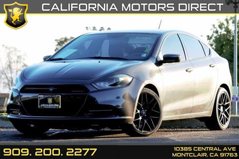 2014 dodge dart for sale in california