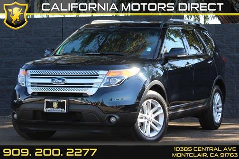 Ford explorer for sale in montclair ca for California motors direct montclair