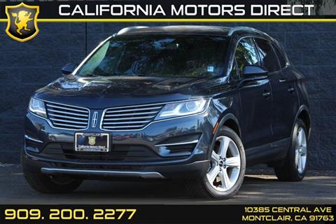 Lincoln mkc for sale in california for California motors direct montclair