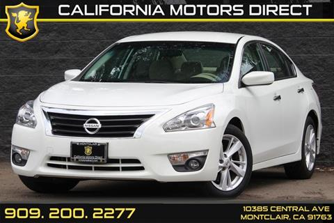 Used nissan altima for sale in montclair ca for California motors direct montclair