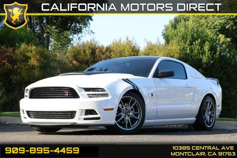 2014 Ford Mustang for sale in Montclair, CA
