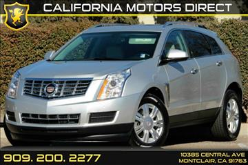 2015 Cadillac SRX for sale in Montclair, CA