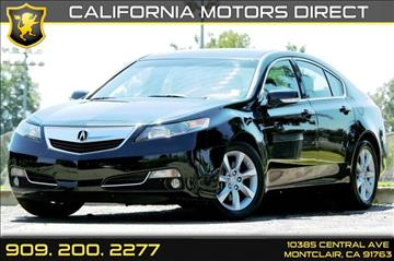 2013 Acura TL for sale in Montclair, CA
