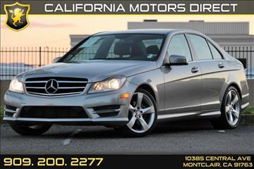 2014 Mercedes-Benz C-Class for sale in Montclair, CA