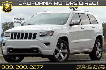 2014 Jeep Grand Cherokee for sale in Montclair, CA