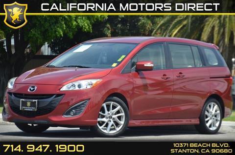 2014 Mazda MAZDA5 for sale in Stanton, CA