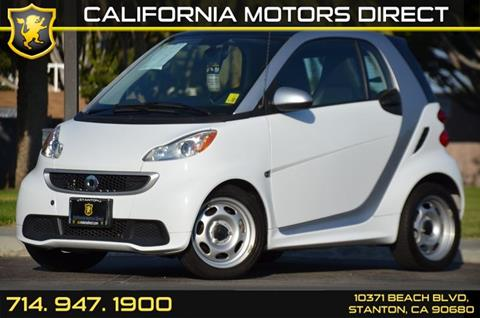 2015 Smart fortwo for sale in Stanton, CA