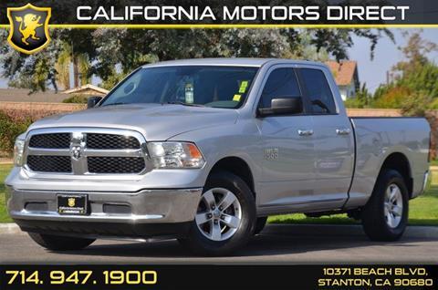 2013 RAM Ram Pickup 1500 for sale in Stanton, CA