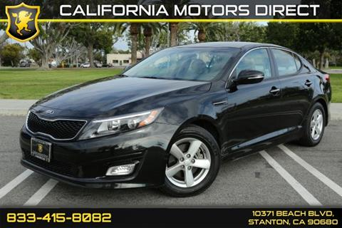 2015 Kia Optima for sale in Stanton, CA