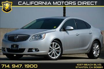 2013 Buick Verano for sale in Stanton, CA