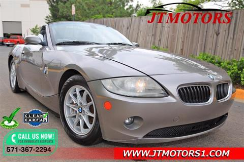 2005 BMW Z4 for sale in Chantilly, VA