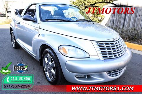 2005 Chrysler PT Cruiser for sale in Chantilly, VA