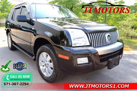 2006 Mercury Mountaineer for sale in Chantilly, VA